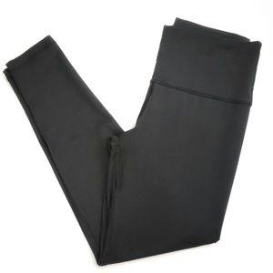 Aerie Move High Rise Waist 7/8 Leggings Black